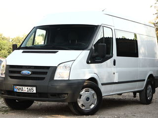 Ford transit 4x4