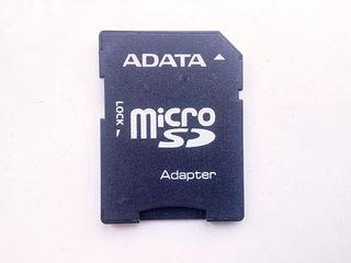 Адаптер MicroSD в SD
