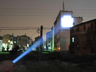 Сверхяркий фонарь Cree XM-L T6 2000lm