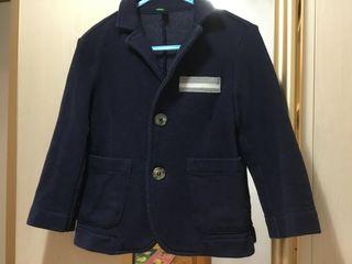 Пиджак на мальчика фирмы Benetton!