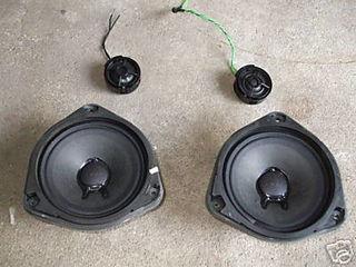 Audio Boxe  Audi A4 A6