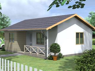 Дачный домик для всей семьи !