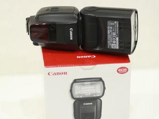 Bliț Вспышка Canon 600 EX RT II