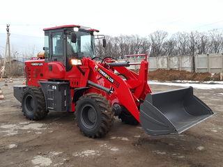 Трактор погрузчик для фермерского хозяйства и малого бизнеса