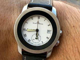 Дешево Baume&Mercier Formula 1 chronograph quartz оригинал