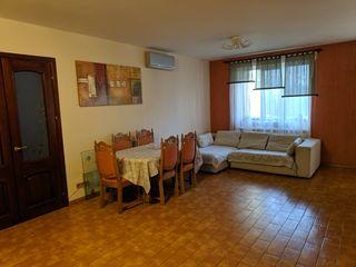 4 комнатная квартира 128 м