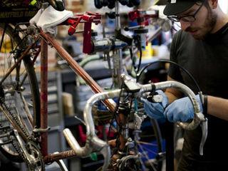 Reparatia bicicletelor la pret accesibil, avem si piese