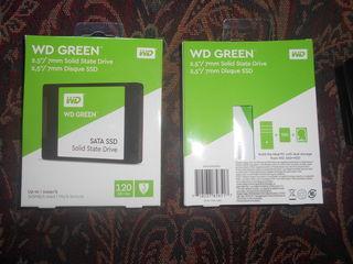 WD Green Sata SSD-120GB
