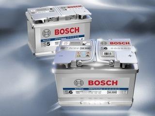 Acumulatoare auto Bosch, Baren, Banner, Varta  si altele