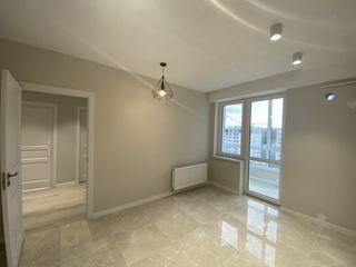 Apartament cu 2 odăi - 64 m2, finisat la cheie, str.Alba Iulia 21 - preț 63800 euro,