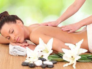 Профессиональный массаж лечебный