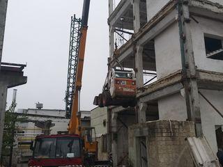 Demolării de construcții industriale și civile