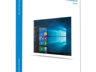 Microsoft Windows 10 Home / 64Bit / DVD / Russian