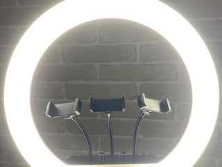Кольцевая лампа 45см/ Lampa inerala 45cm