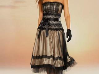 Cele mai rafinate rochii de seară 15-90 € Изысканные вечерние платья в салоне Alegria.15-90 €