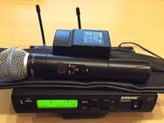 radio microfon shure ULX S4