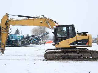Excavator caterpilar 320D