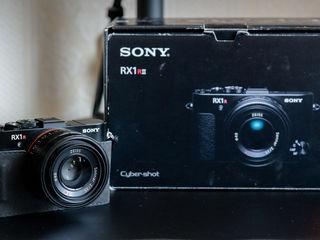Профессиональный Полнокадровый Фотоаппарат Sony RX1RM2