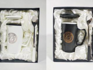 Керамическую кружки для кофе, Versace в подарочной коробке