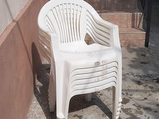 Vind 6 scaune pt terasa!!!!