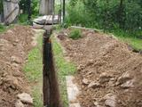 Копаем  канализацию, бассейны , котлованы и другое - дёшево.