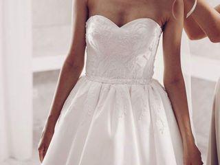 Vînd rochie de mireasa in stare ideala!