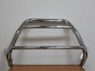 Kенгурятник / bara de protectie fata inox Volkswagen Transporter T5 2003 - 2009