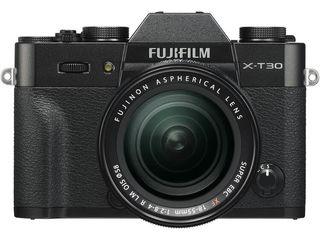 Fujifilm X-T30 black XF18-55mm