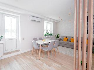 Se vinde apartament cu 2 dormitoare + living, euroreparație, 70 m,p.