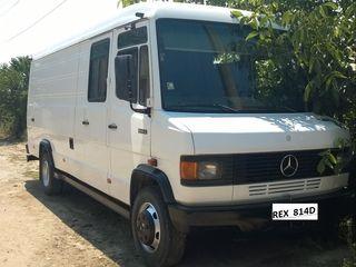 Mercedes Rex 814