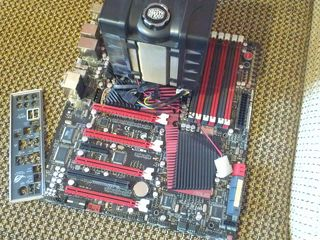 I7 970 6 core 12 threads   asus rampage iii extreme - 260 euro