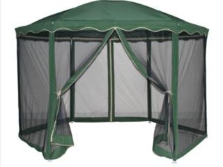 Pavilion - nou, în cutie! Perfect pentru o terasă la vilă, casă, lac, pădure, mare, piscină, turism!