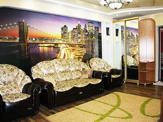 Сдаётся 2-комнатная квартира  студия  посуточно, понедельно в Бендерах.