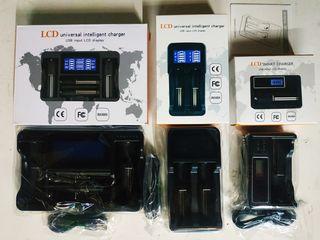 Новые литий ионные аккумуляторы 18650,  26650 и зарядные устройства для них