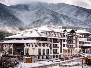 Lion 4* / Bansko - 299 euro cu transport inclus