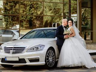 Servicii de transport - Mercedes-uri cu sofer/Мерседесы с водителем!