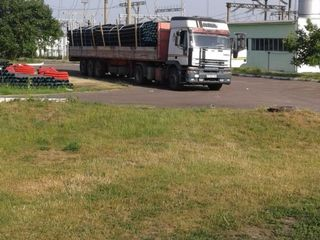 Servicii de transport 24 tone/грузоперевозки по молдавии 24 тонны