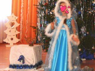 Платье Снегурочка, Метелица, Эльза