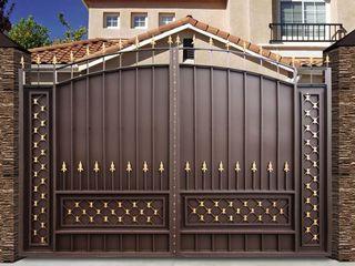 Lucrari din metal forjat ( porti, gratii pentru ferestre , perile ...)