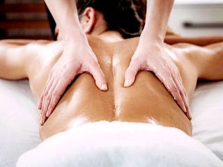 E timpul masajului