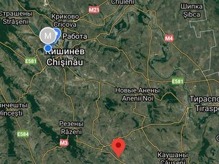 Vind casa in raionul Causeni
