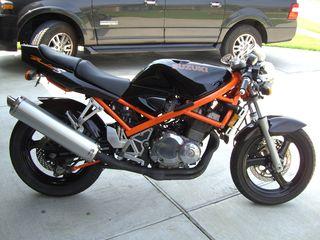 Suzuki 125-400cc
