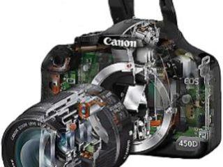 Ремонт фотоаппаратов, аудио-видео техники профессионально с гарантией.