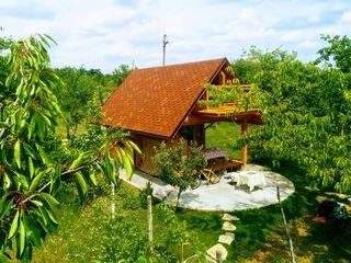 Дачный домик у Данченского озера , из дерева , новый