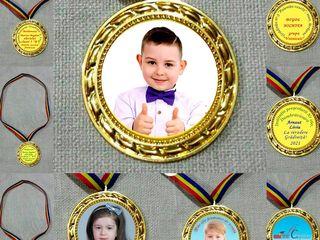 Medalii pentru absolventi 2021, adio gradinita