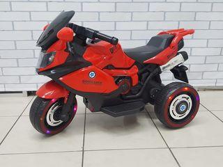 Мотоцикл на аккумуляторе двухмоторный новый 1399лей!