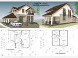 Строительство дома в белом варианте за 50280 Евро