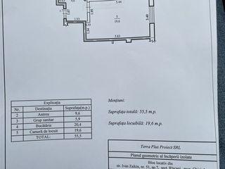 Centru, str. Ivan Zaikin, 1 cameră!!!