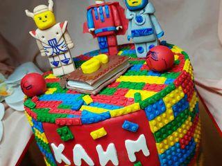 Авторские торты на заказ для взрослых и детей  Torte la comanda от 180 лей за 1 кг