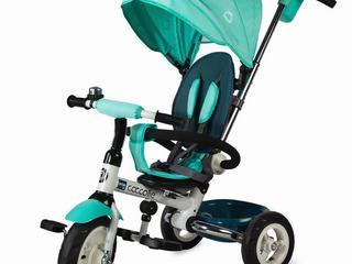 Tricicleta pliabila coccolle urbio air posibil si in rate la 0% comision